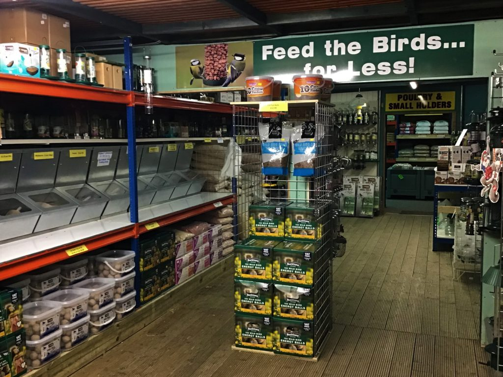 Bird Feed Centre