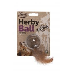 herby ball catnip