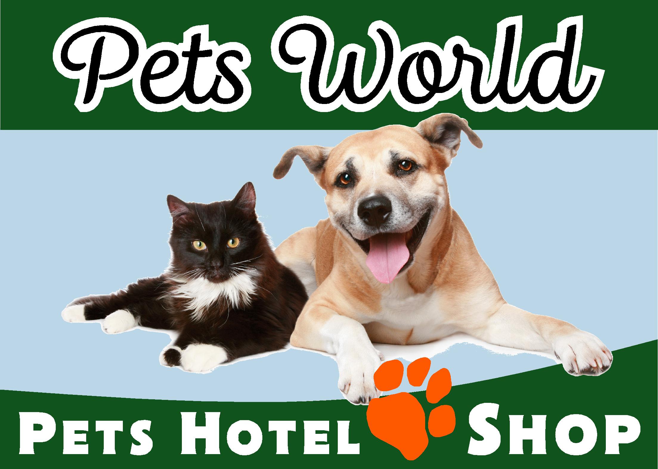 Pets World Kent